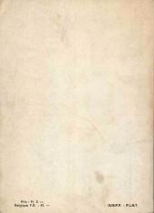 Verso de Wampus -Rec02- Album N°2 (du n°4 au n°6)