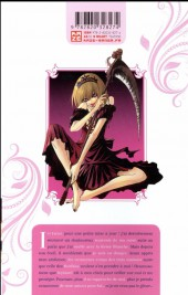 Verso de Queen's quality, the mind sweeper -3- Tome 3