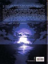 Verso de Les mémoires mortes -2- Océan sans eau