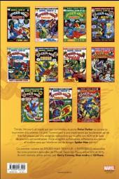 Verso de Spider-Man Team-Up (L'Intégrale) -1INTa- 1972-1973