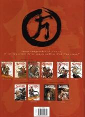 Verso de Samurai -6b- Shobei