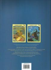 Verso de La patrouille des Castors -INT8- L'intégrale 8 (1990-1994)
