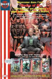 Verso de X-Men (Marvel France 1re série) -110- La fin du monde (2)