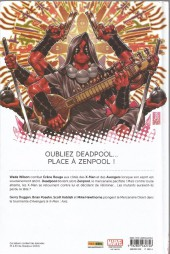 Verso de Deadpool (Marvel Now!) -7- L'Axe du Mal