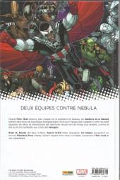 Verso de Les gardiens de la Galaxie (Marvel Now!) -5- Les Gardiens Rencontrent les Avengers