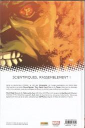 Verso de Hulk (Marvel Now!) -4- Une bombe pour l'humanité