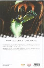 Verso de Nova (Marvel Now!) -5- Carte de membre