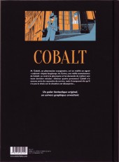 Verso de Cobalt (De Santis/Sáenz Valiente) - Cobalt