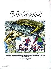 Verso de Eric Castel -2- Match retour!