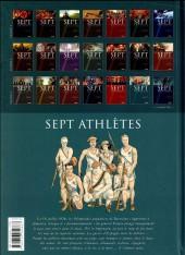 Verso de Sept -20- Sept athlètes