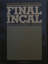 Verso de Incal (Final) -INTTL2- Final incal