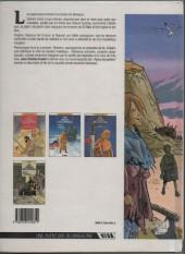 Verso de Les aigles décapitées -4a89- L'hérétique