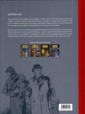 Verso de Sherlock Holmes (Les Archives secrètes de) -4- L'ombre d'Arsène Lupin