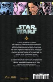 Verso de Star Wars - Légendes - La Collection (Hachette) -3943- Agent de l'Empire - I. Projet Éclipse