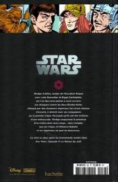 Verso de Star Wars - Légendes - La Collection (Hachette) -3864- X-Wing Rogue Squadron - III. Opposition rebelle