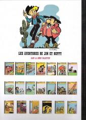 Verso de Jim L'astucieux (Les aventures de) - Jim Aydumien -18- Capture pour tous