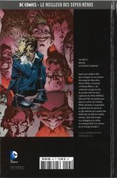 Verso de DC Comics - Le Meilleur des Super-Héros -45- Batman - Les Patients d'Arkham
