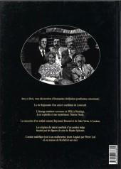 Verso de Révélations posthumes - Tome 1b