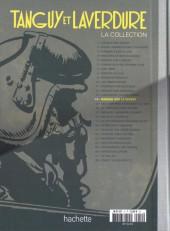 Verso de Tanguy et Laverdure - La Collection (Hachette) -14- Baroud sur le désert