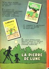 Verso de Johan et Pirlouit -3'- Le lutin du Bois aux Roches