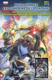Verso de All-New Les Gardiens de la Galaxie -HS04- Les Gardiens de la Galaxie vol. 2 : le Prologue du film