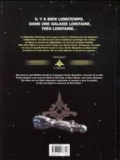 Verso de Star Wars (Delcourt / Disney) -3- La Revanche des Sith