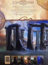 Verso de Elfes -1a2013- Le crystal des elfes bleus