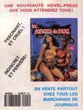 Verso de Secrets de femmes (Novel Press) -1- Vive le célibat