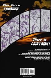 Verso de Wildstorm Thunderbook (2000) - Wildstorm Thunderbook