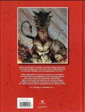Verso de Le réveil du dragon -1- Carnage