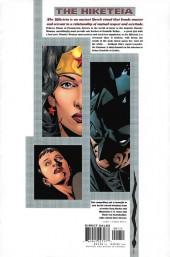 Verso de Wonder Woman: The Hiketeia (2002) - The Hiketeia