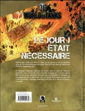 Verso de World of Tanks : Roll Out
