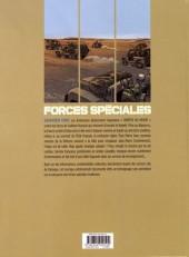 Verso de Forces spéciales -1- Les origines - 1991. Tempête du désert