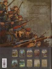 Verso de 14-18 (Corbeyran/Le Roux) -7- Le Diable rouge (avril 1917)