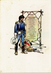 Verso de Blueberry -6b1975a- L'homme à l'étoile d'argent