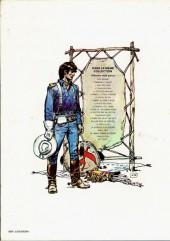 Verso de Blueberry -12a1980-  Le spectre aux balles d'or
