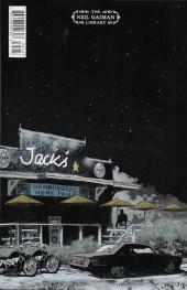 Verso de American Gods (2017) -2A- Shadows