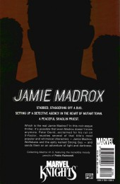 Verso de Madrox (2004) -INT- multiple choice