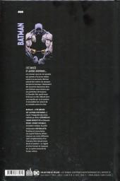 Verso de Batman : Cité Brisée et autres histoires... - Cité Brisée et autres histoires...