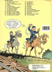 Verso de Les tuniques Bleues -2d87- Du nord au sud