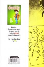 Verso de Détective Conan -89- Tome 89
