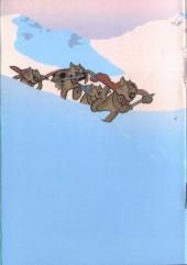 Verso de Mini-récits et stripbooks Spirou -MR4126- L'ennemi