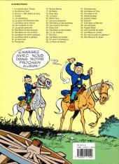 Verso de Les tuniques Bleues -23a2000- Les cousins d'en face