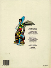 Verso de Le vagabond des Limbes -1b1989- Le vagabond des limbes