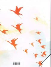 Verso de Hibakusha - Tome TL