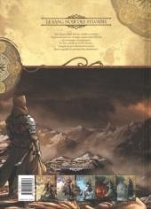 Verso de Elfes -17- Le sang noir des Sylvains