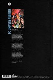 Verso de DC Univers Rebirth : Deathstroke - DC Univers Rebirth