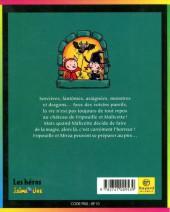 Verso de Fripouille et Malicette -4- Pique-nique à Mortquitue
