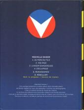 Verso de Michel Vaillant - Nouvelle saison -6Fanbox- Rébellion