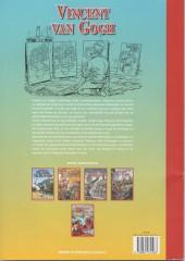 Verso de Vincent Van Gogh (en néerlandais) - De worsteling van een kunstenaar